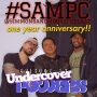 """Artwork for #54 """"Undercover Powers (one year anniversary episode!)"""""""