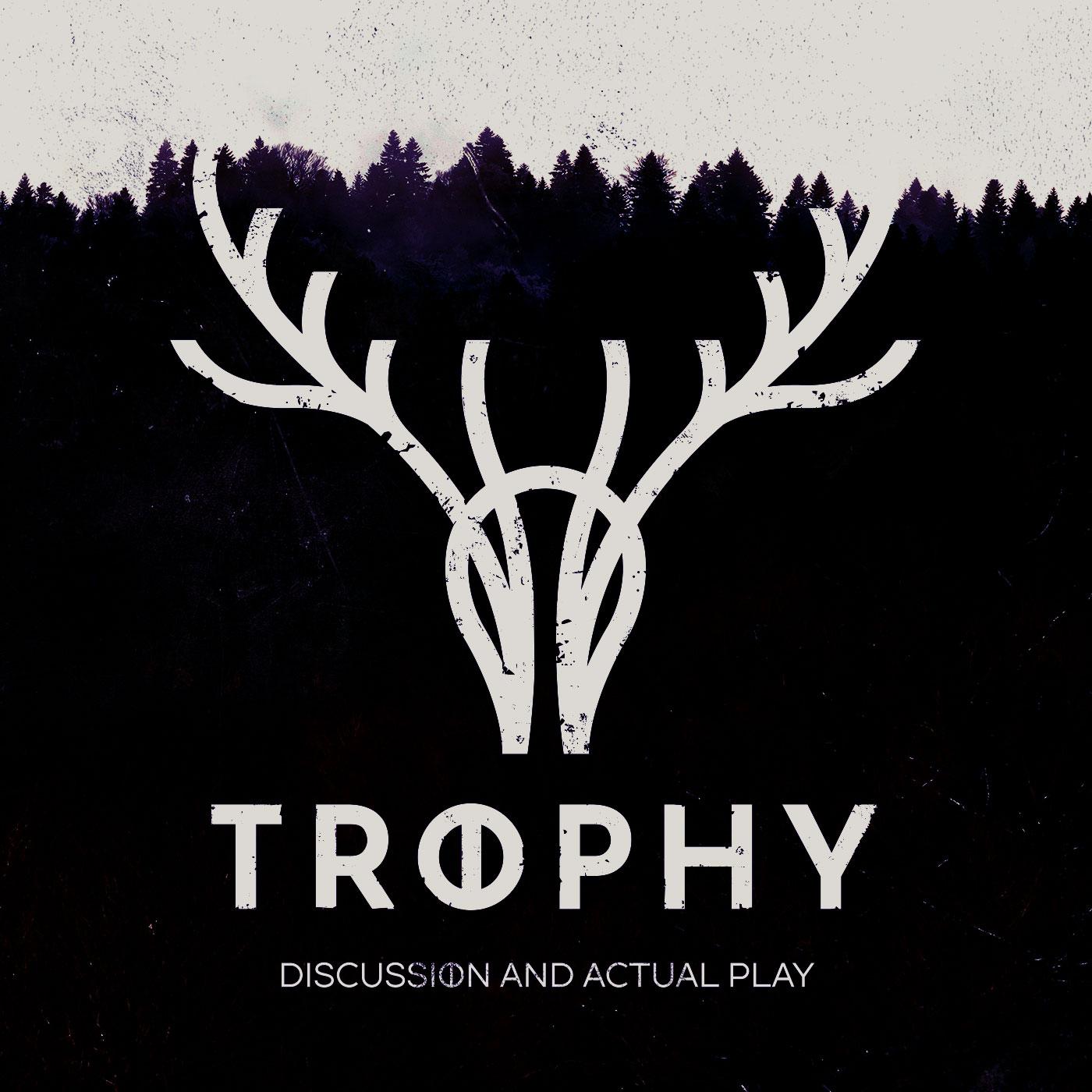 Trophy show art