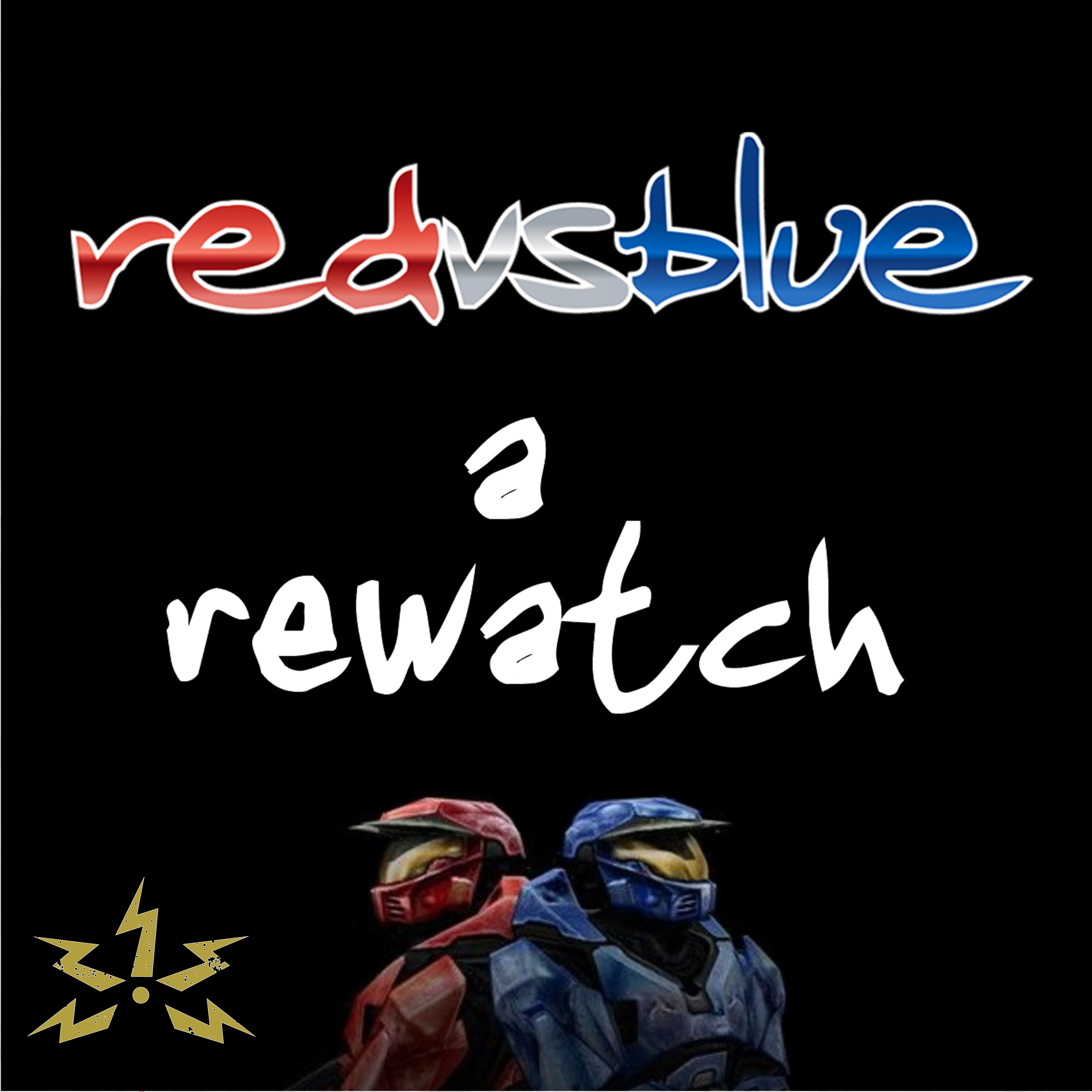 Artwork for RvB: A Rewatch Commercial