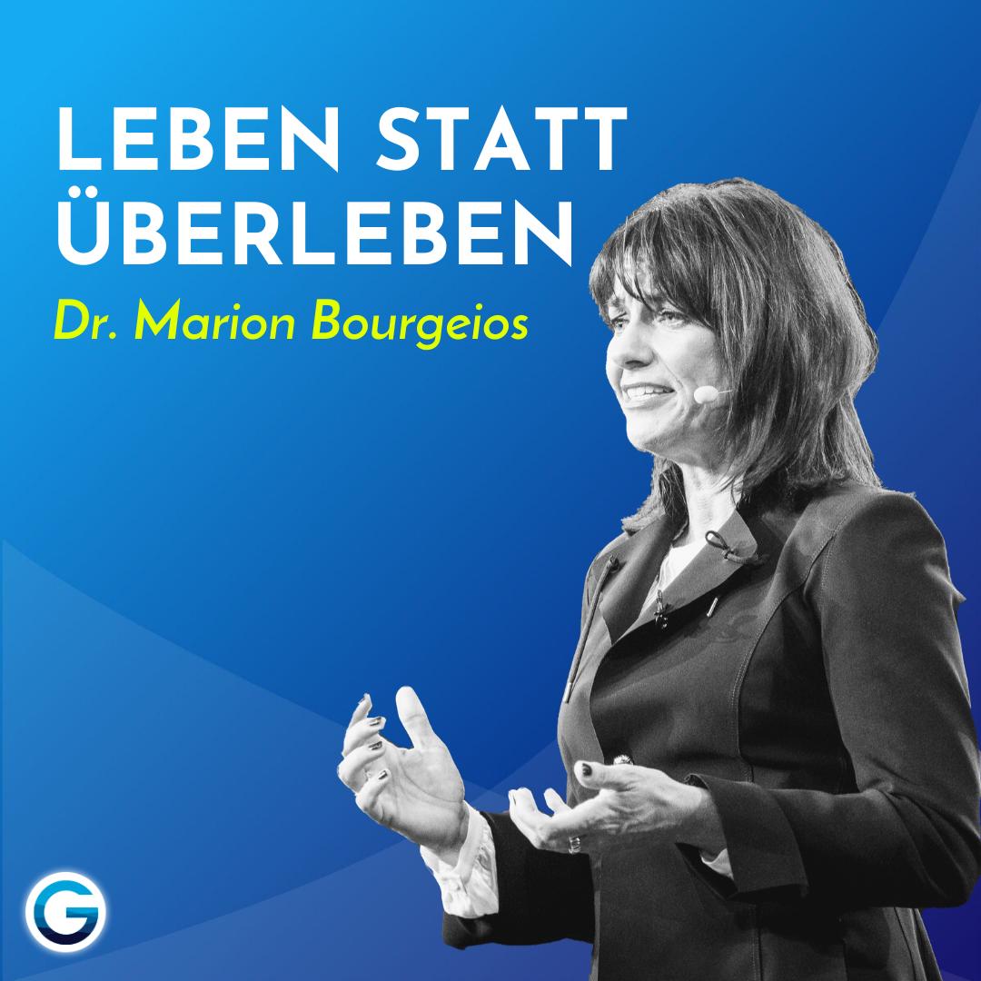 Sein Leben in die Hand nehmen: Warum es Zeit ist, deine Opferrolle zu verlassen // Dr. Marion Bourgeois