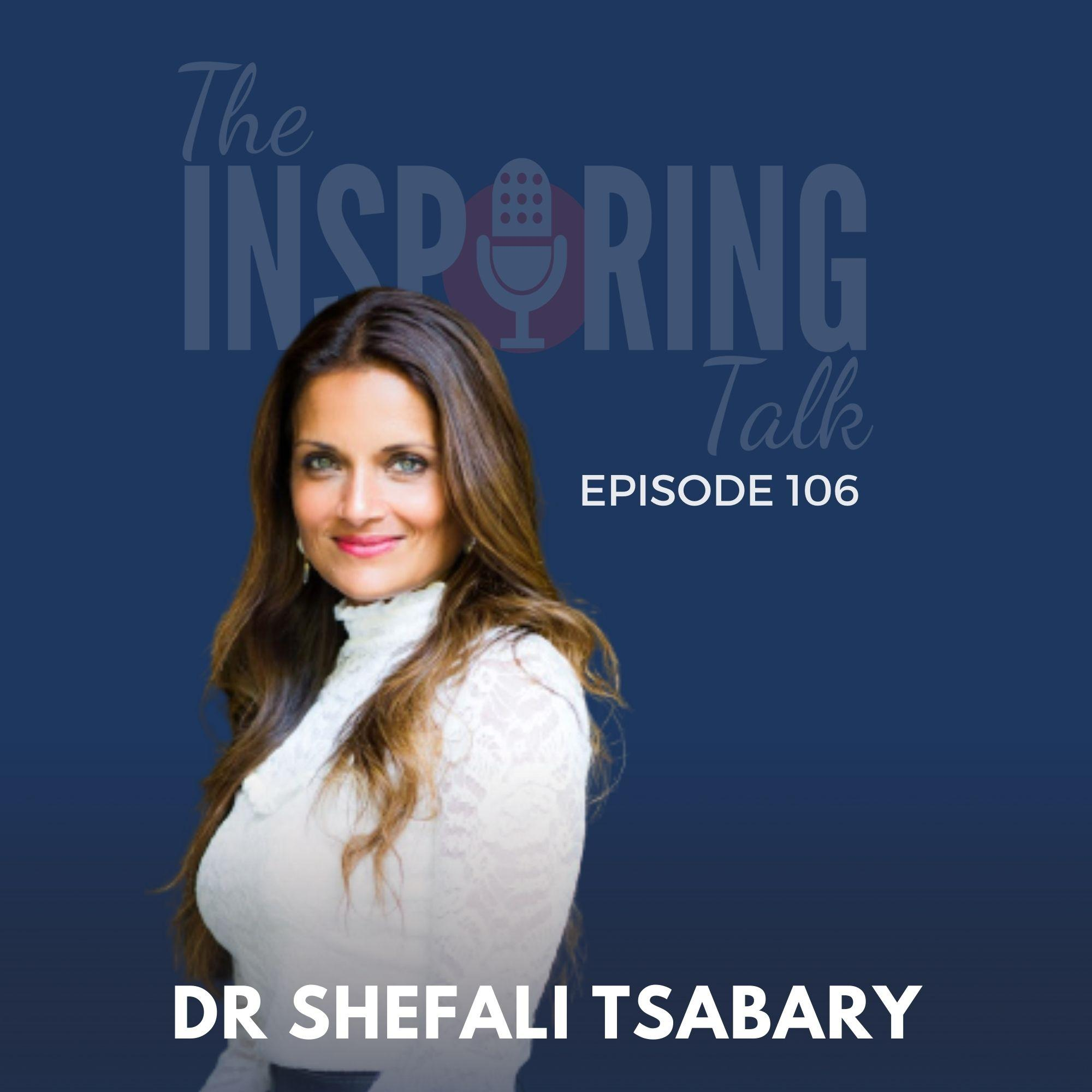 Global Parenting Expert Dr Shefali Tsabary on Conscious Parenting: TIT106