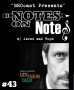 "Artwork for (#256) ""BROcast Presents"" Notes On Notes #43: Hugh Laurie"