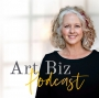 Artwork for Reinventing Your Art Career with Ali Cavanaugh (#33)