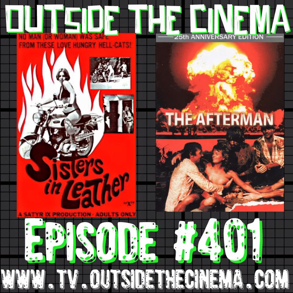 Episode #401 Sister in Afterman Leather