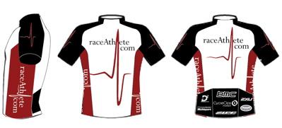 Team RaceAthlete Jersey!