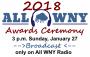 Artwork for 2018 All WNY Awards Ceremony