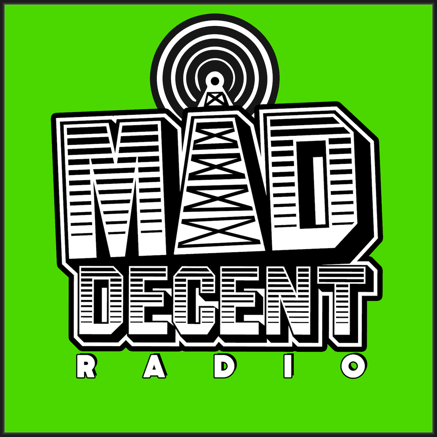 MAD DECENT WORLD WIDE RADIO #55 - KAPTAIN CADILLAC - Mise å Mort Vous-Même