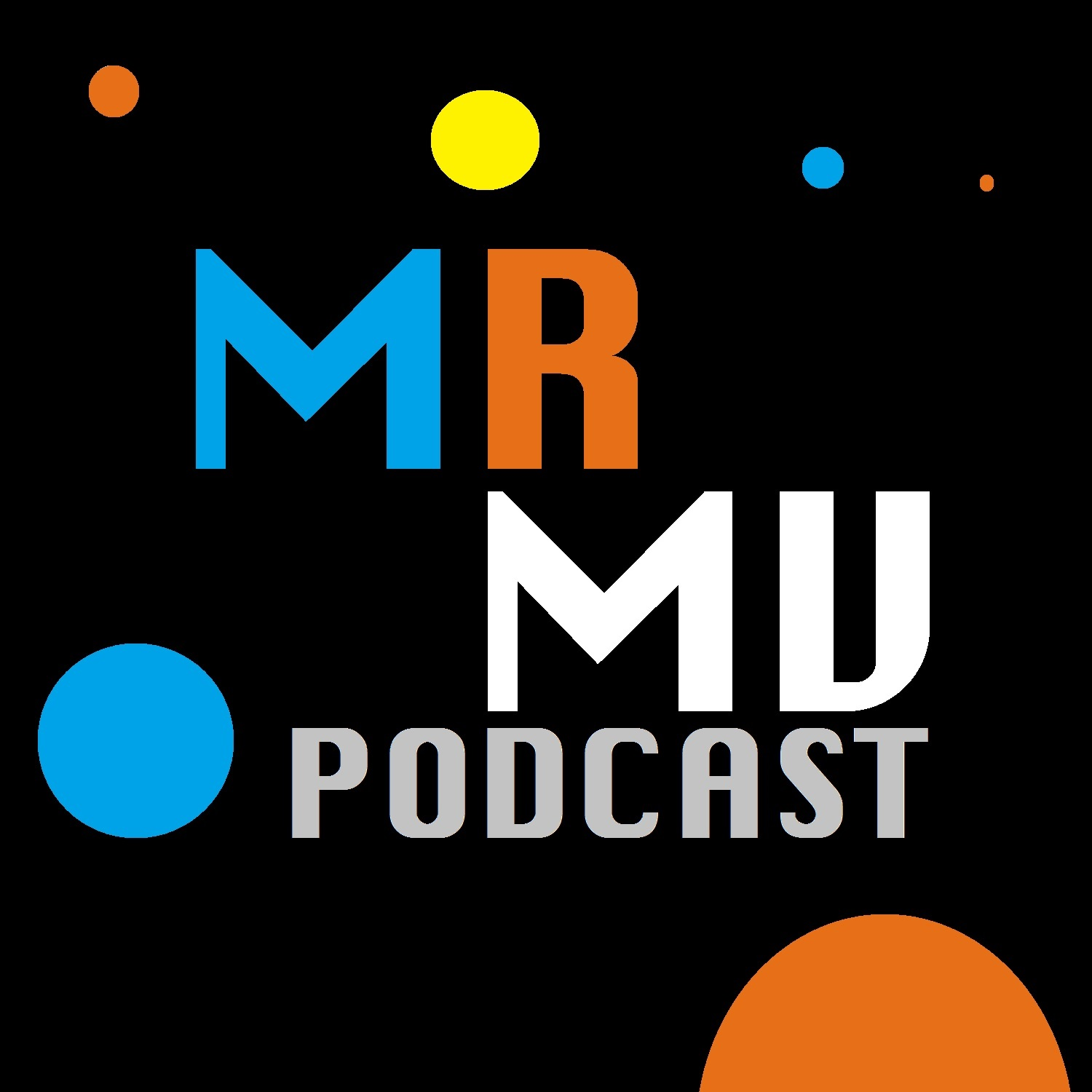 The MR Multiverse Podcast - A Comics and Pop Culture Podcast logo