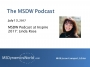Artwork for MSDW Podcast at Inspire 2017: Linda Rose