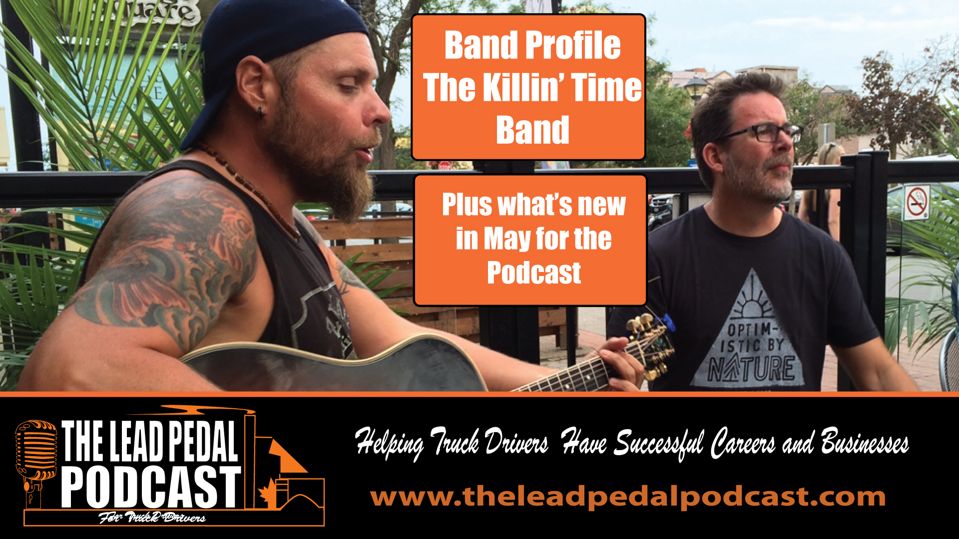 Killin Time Band Profile