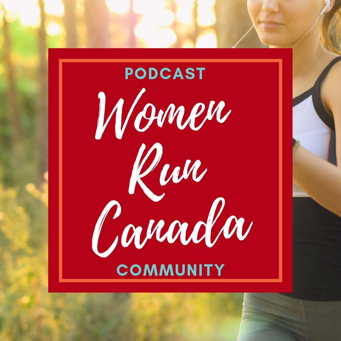 Women Run Canada show art