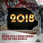 Artwork for Making 2018 a Breakthrough Year for Your Business