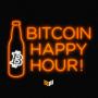 Artwork for Bitcoin Happy Hour #12: Debating a Circular Bitcoin Economy and BTC Mining Deep Dive