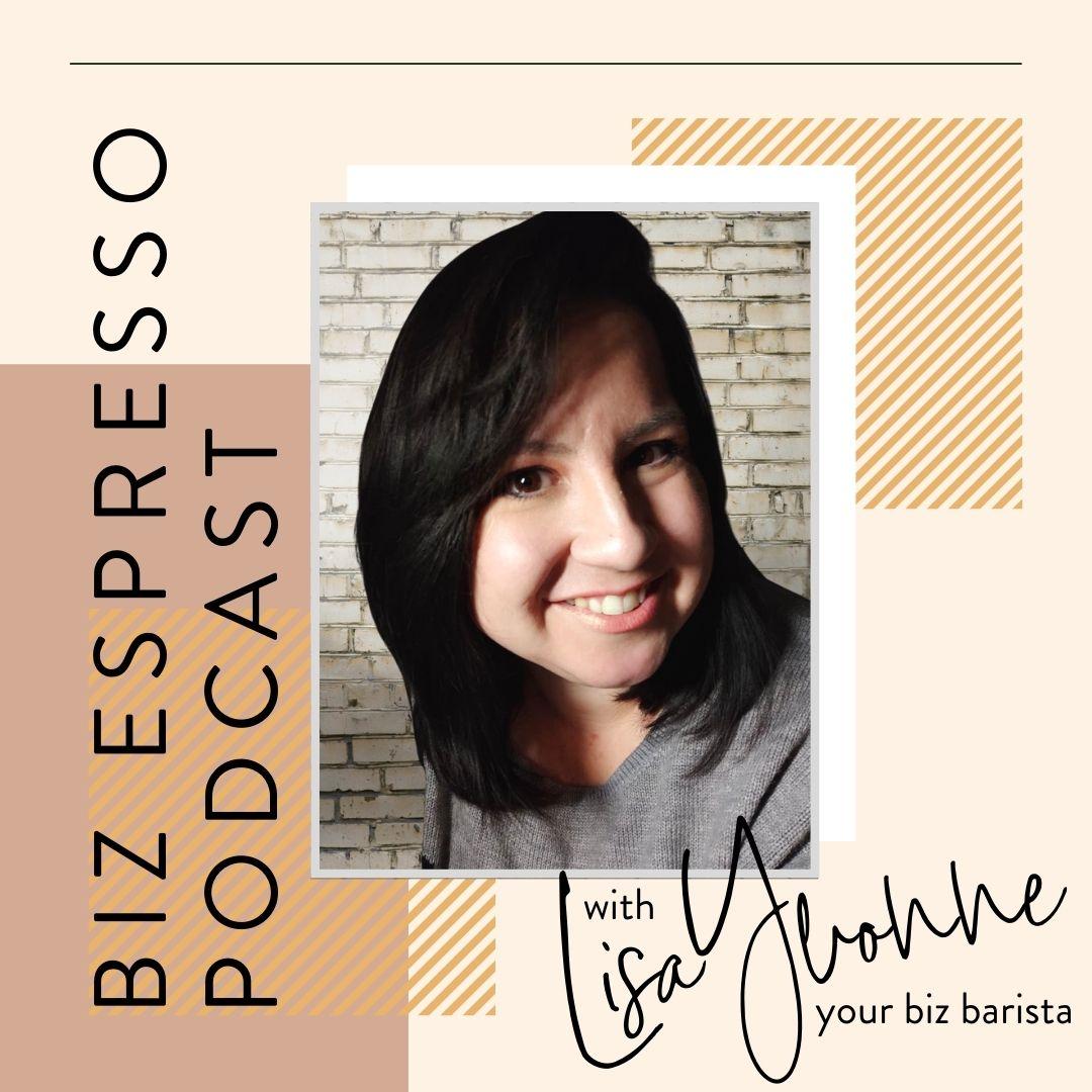 Biz Espresso Podcast show art