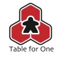 Artwork for Table for One Episode 2 - Playing Non-Solo Games Solo, Zombicide Black Plague, The Goonies Adventure Card Game, and Shakespeare