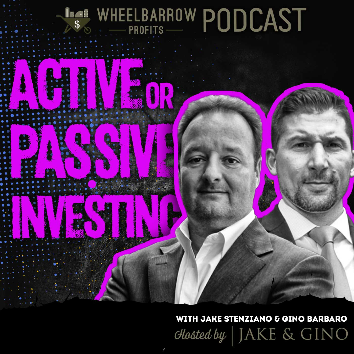 WBP - Active or Passive Investing with Jake & Gino