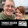 Artwork for Episode 08: Thomas Golden