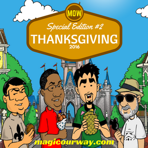 Thanksgiving 2016 - MOW Special Edition #02