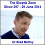 Artwork for The Skeptic Zone #297 - 29.June.2014