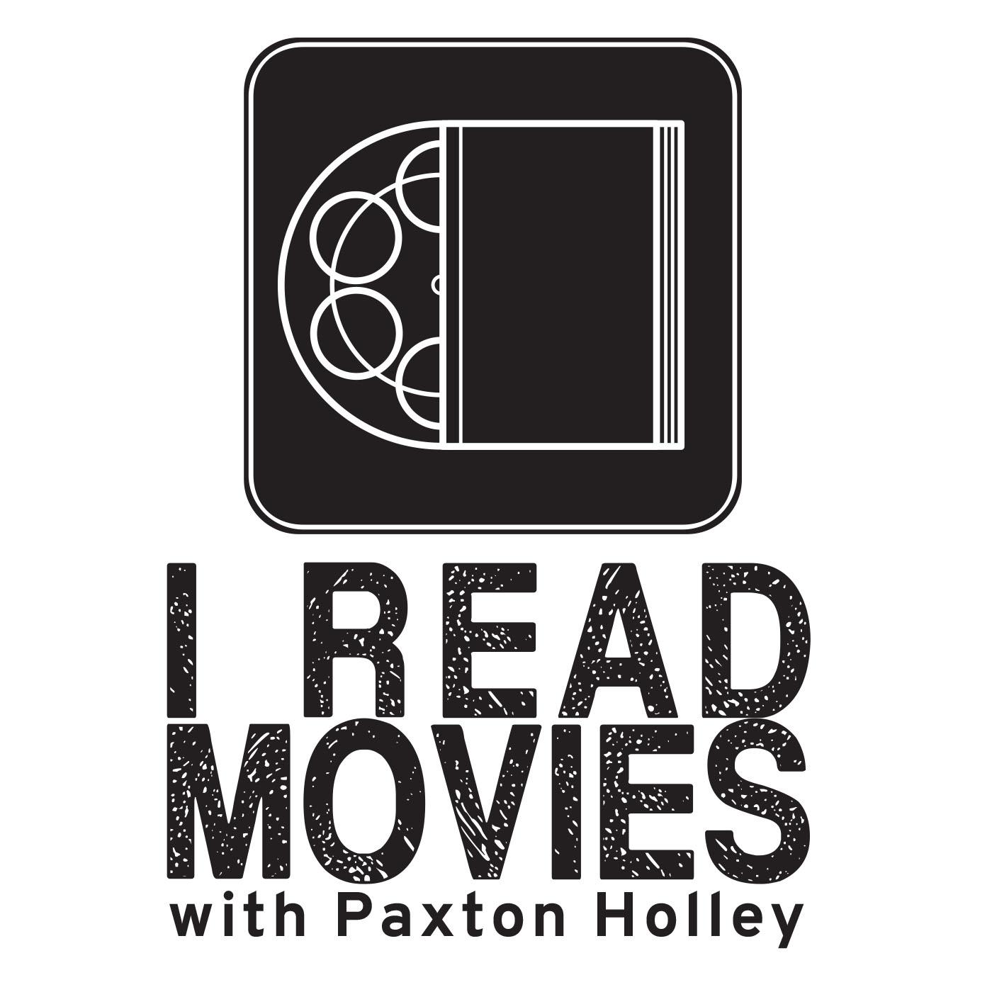 I Read Movies Podcast show art
