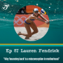 Artwork for 87: Why 'bouncing back' in motherhood is a misconception with Olympic beach volleyball mama Lauren Fendrick