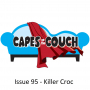 Artwork for Issue 95 - Killer Croc
