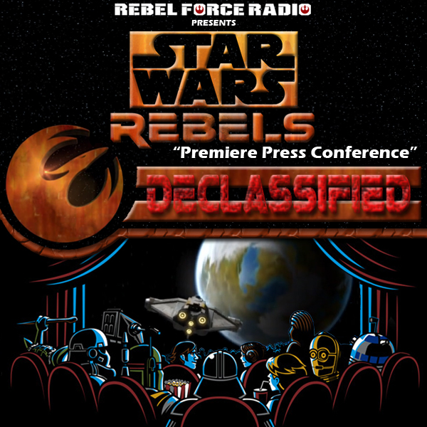 Star Wars Rebels: Declassified: Series Premiere Press Conference