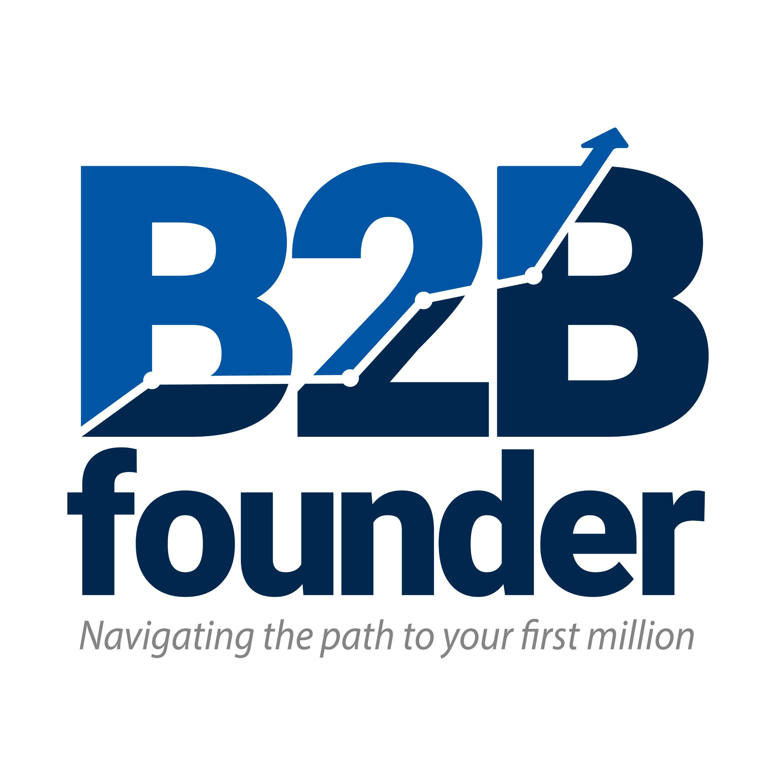 B2B Founder show art