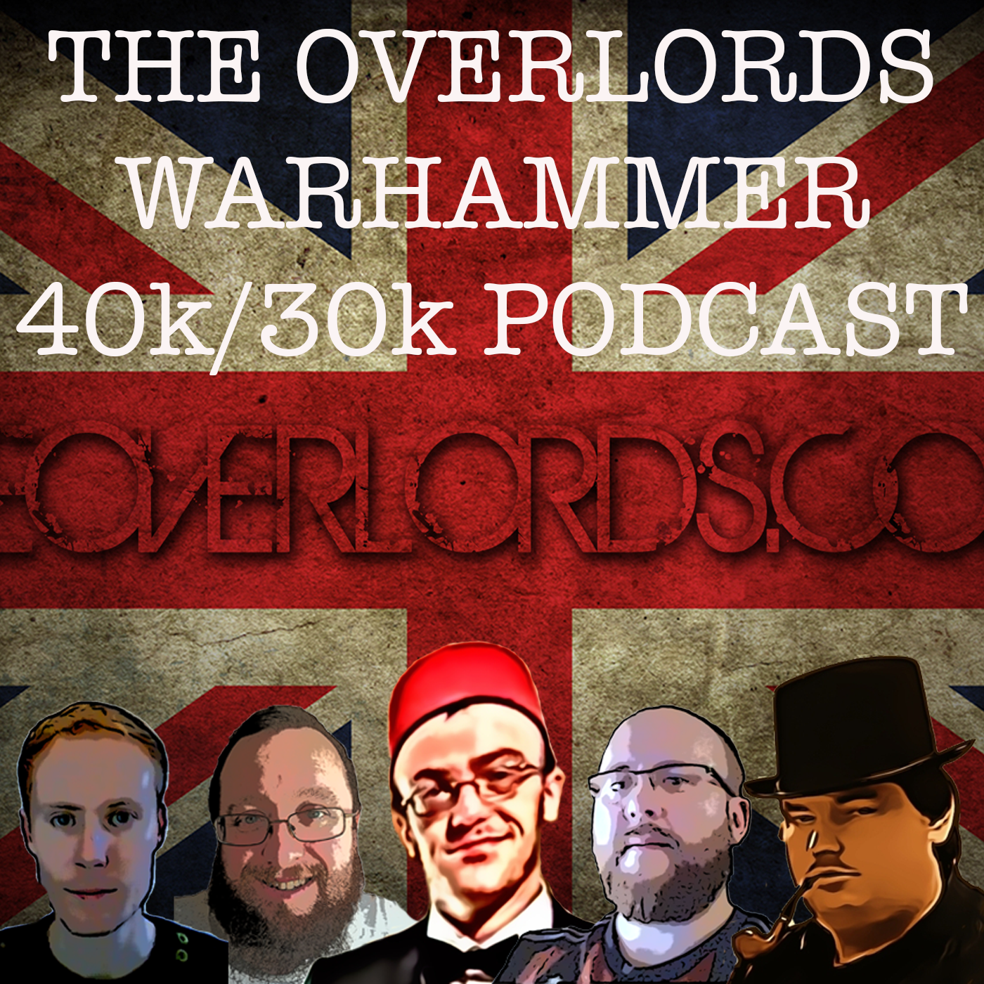 Artwork for Overlords_Podcast_Episode_1