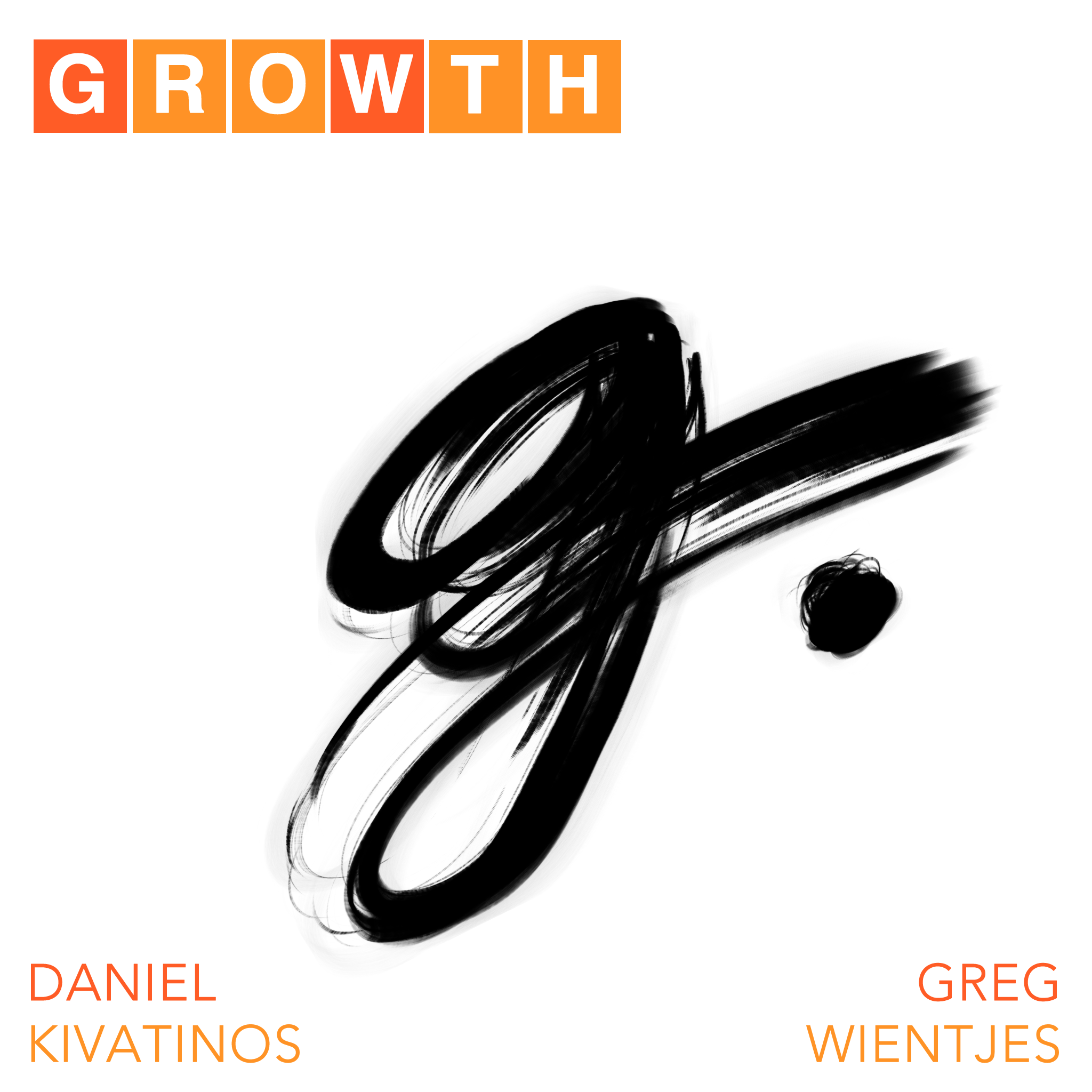 ongrowth - a podcast about all things that inspire. show art