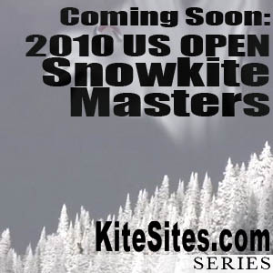The US Open Snowkite Masters: Coming Soon