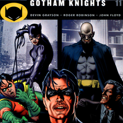 Nightwing Issue #5: Gotham Knights