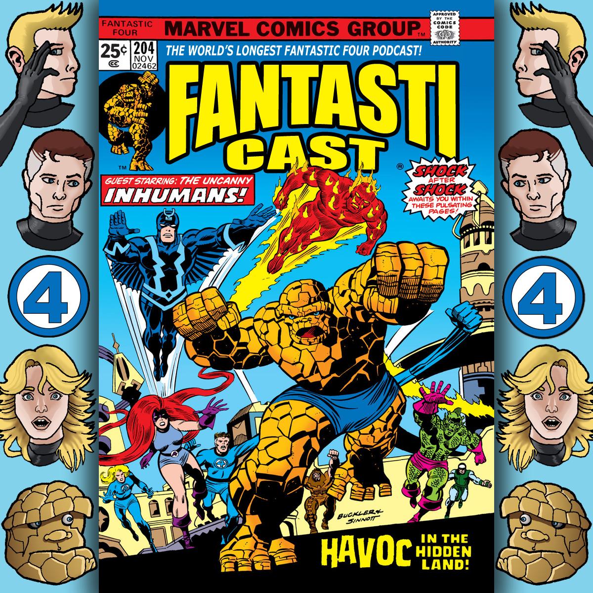 Episode 204: Fantastic Four #159 - Havoc in the Hidden Land