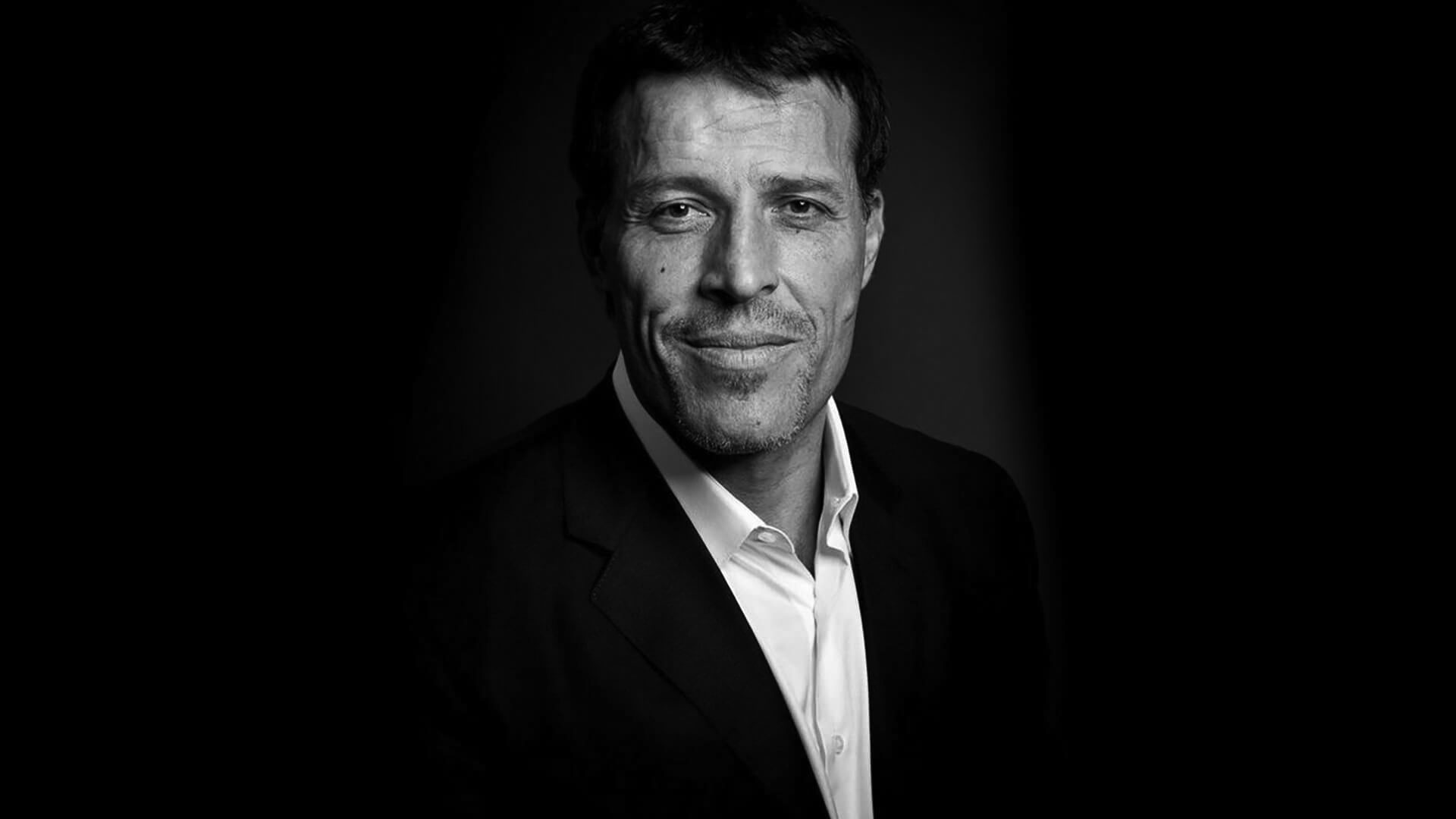 Tony Robbins Ten Words