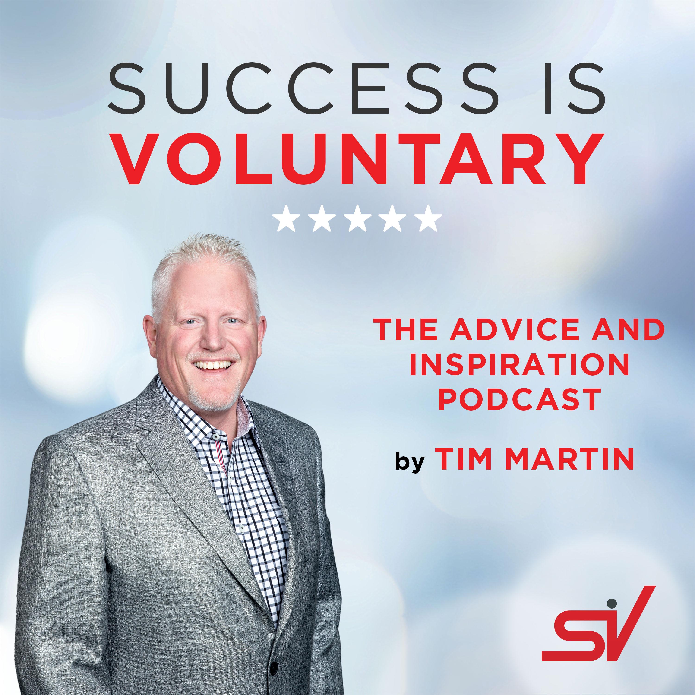 Success Is Voluntary show art