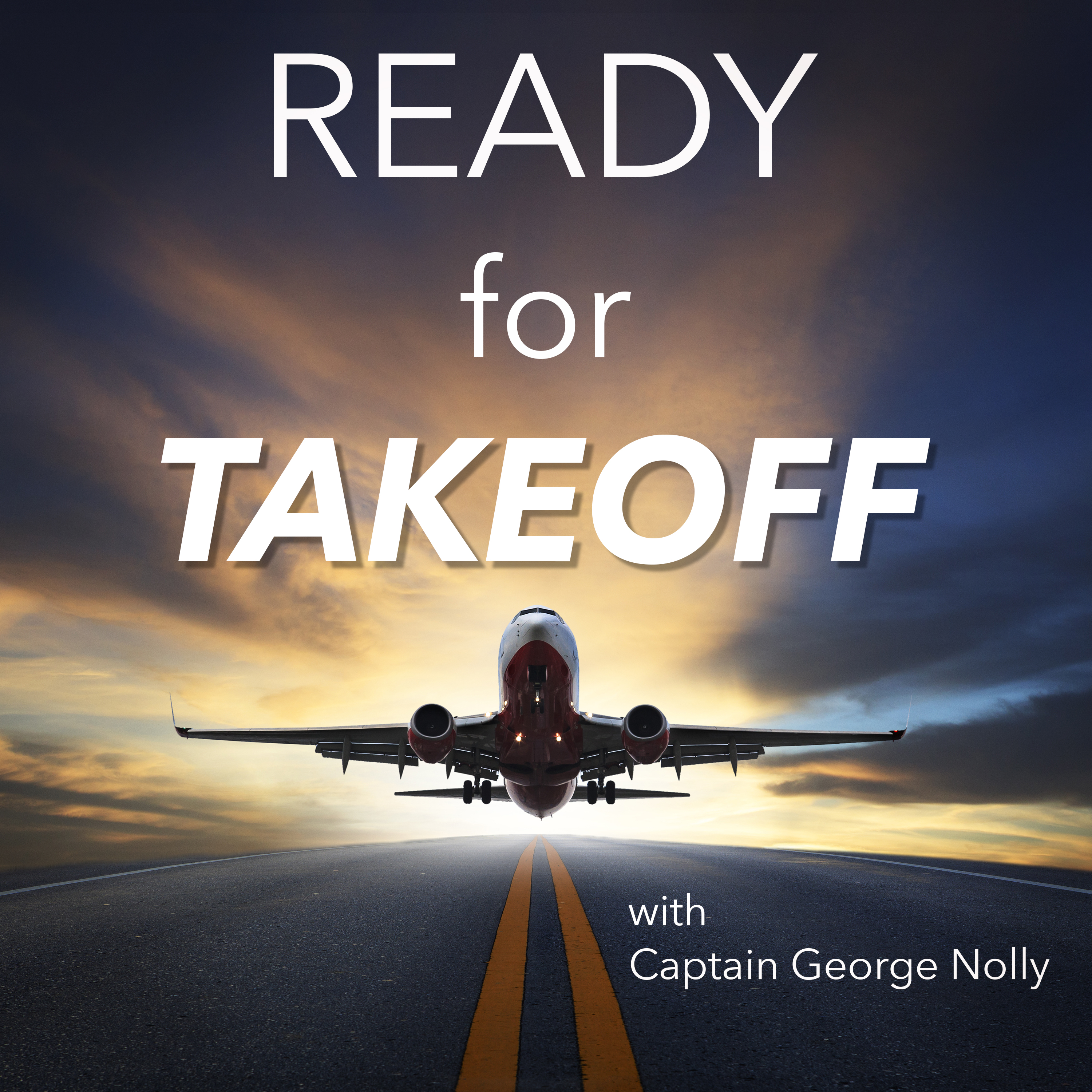 Ready For Takeoff - Turn Your Aviation Passion Into A Career show art