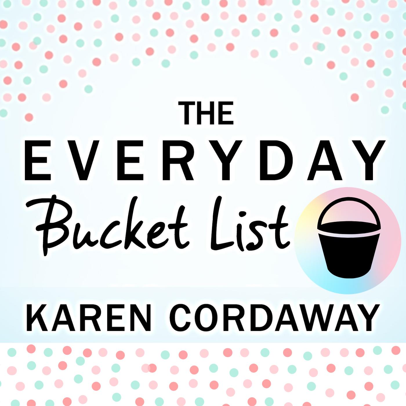 The Everyday Bucket List Podcast show art