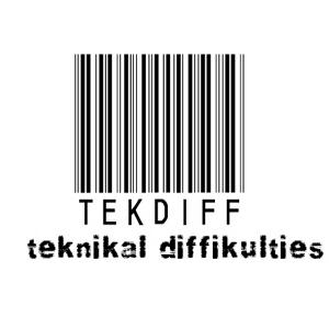 Tekdiff 4/13/07  -  Back and Loaded