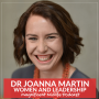 Artwork for 54 Women and leadership with Dr Joanna Martin