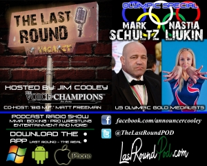 TLR #17 Mark Schultz - Nastia Liukin - Olympic Special