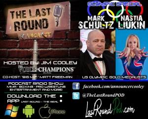 TLR #17 Mark Schultz - Nastia Liukin - Olympic Special
