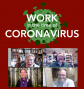 Artwork for Work in the Time of Coronavirus with Lisette Sutherland, Mark Kilby, and Johanna Rothman