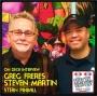 Artwork for Episode 38 - Greg Freres & Steven Martin (Art Dept. Stern Pinball)