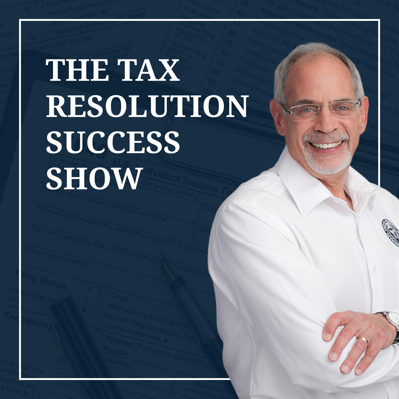 Tax Resolution Success Show show art