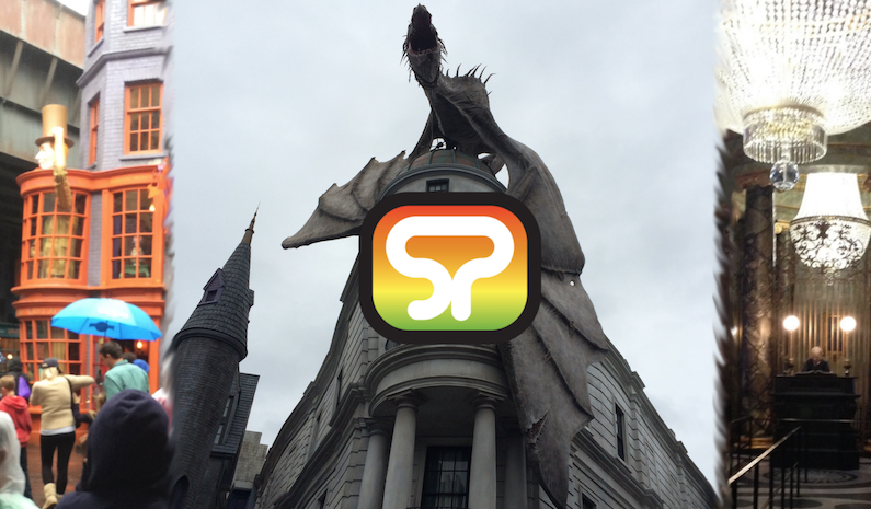 tspp #293- Universal Orlando's Harry Potter Diagon Alley Review! 1/21/15