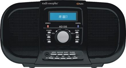 Anuncian el primer radio HD de 99 dólares