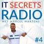 Artwork for IT Secrets 4 Hoe ik mijn bedrijfsgegevens bescherm tegen CyberCrime