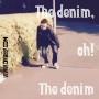 Artwork for The Denim, Oh! The Denim - OBGCP76