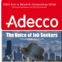 Artwork for Adecco's CEO for a Month Internship
