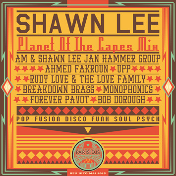 Shawn Lee - Planet Of The Capes Mix